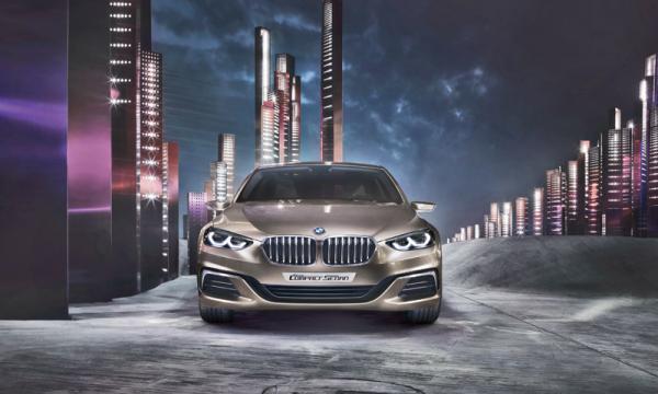 BMW Compact Sedan: предшественник нового 1 Series