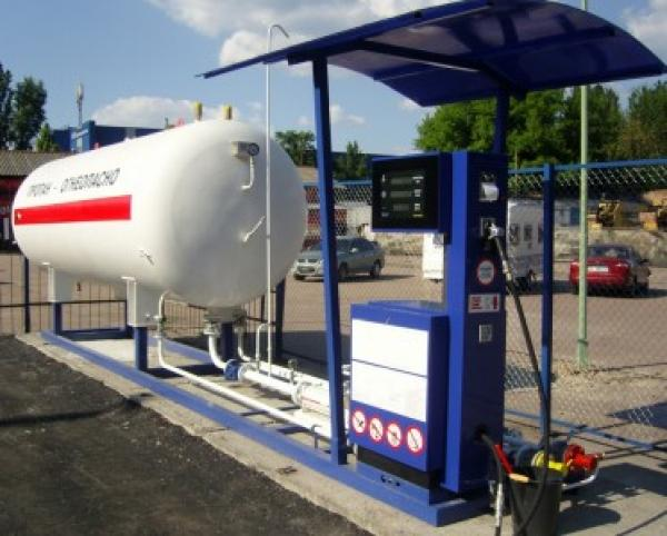 В Украине взялись за демонтаж газовых заправок