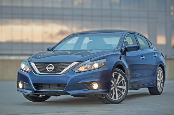 Nissan Altima: модернизация