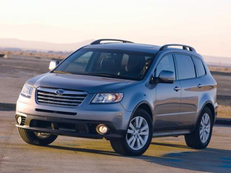 Subaru Tribeca стала основой для