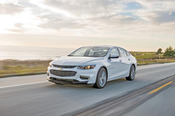 Chevrolet Malibu: девятая серия