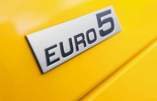 В Украине вступает в действие эконорма Евро-5