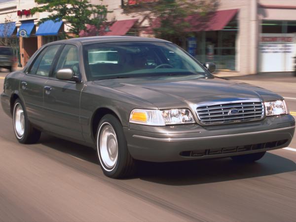 Ford отзывает старые автомобили