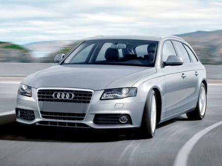 Audi А4 Avant: универсал со спортивным нравом