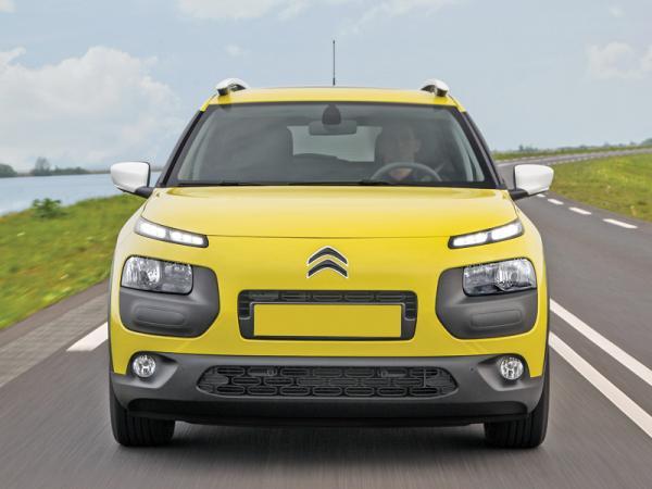 Citroen C4 Cactus, Nissan Juke и Renault Captur: во вседорожном стиле