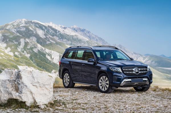 Mercedes-Benz GLS: новое имя знакомого вседорожника