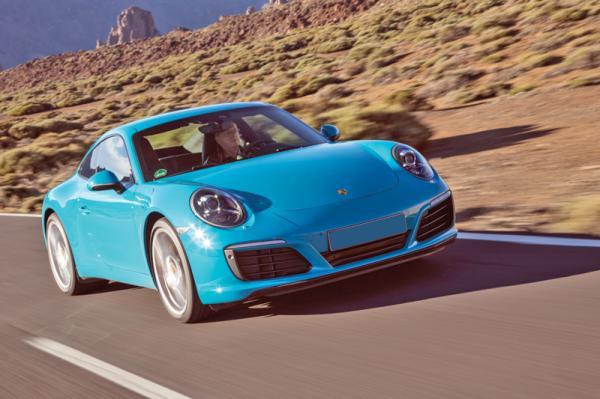 Porsche 911: новый этап