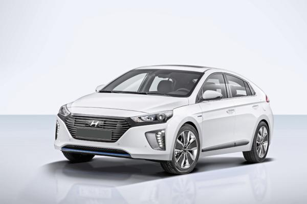 Hyundai Ioniq: многоликий