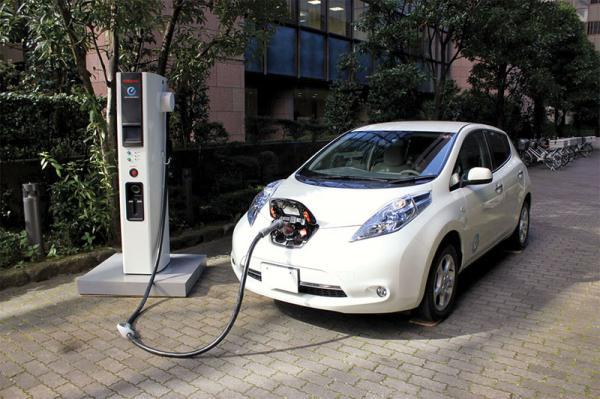 В Швейцарии разработали буферные зарядки для электромобилей