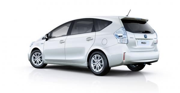 Toyota отзывает полицейские «приусы»