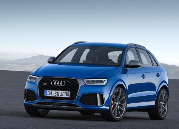 Прибавка в мощности для Audi RS Q3