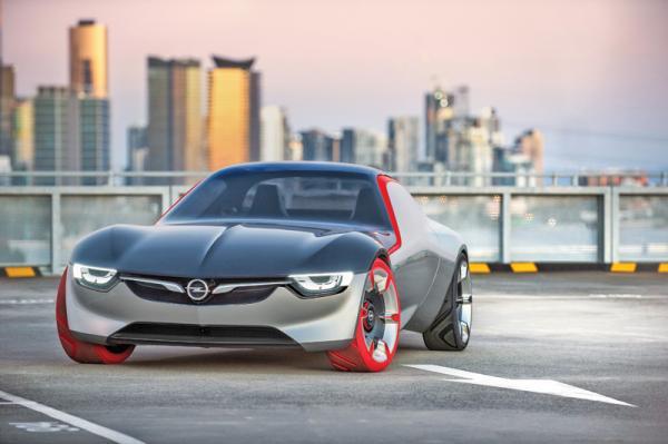 Opel GT: возвращение