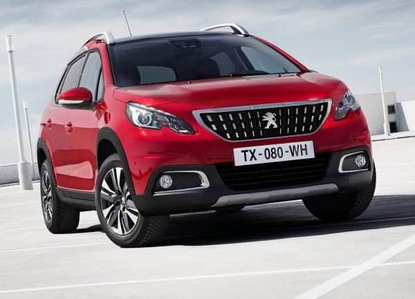 Peugeot 2008 обновлен