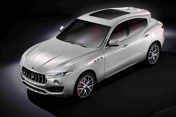 Maserati Levante официально представлен