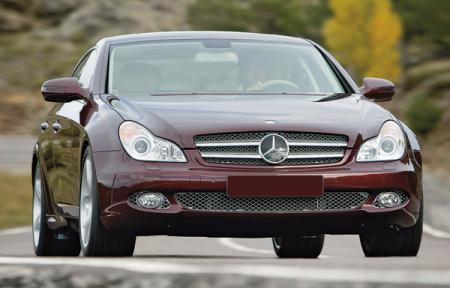 Mercedes-Benz CLS: седан с душой купе
