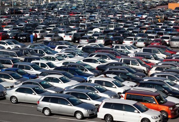В Украине выросло количество автомобилей на 1000 жителей