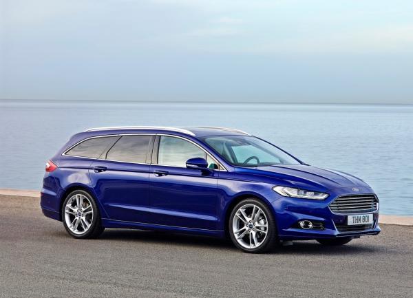 Универсал Ford Mondeo обзаведется вседорожной модификацией