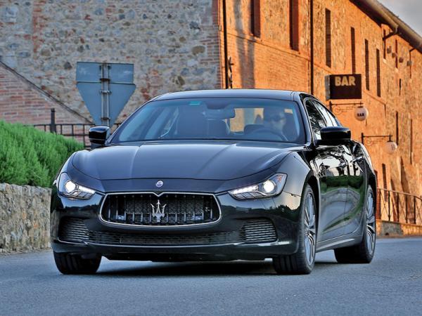 Maserati Ghibli, Mercedes-Benz CLS и Porsche Panamera: роскошные и быстрые