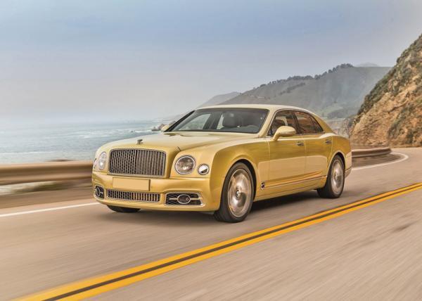 Bentley Mulsanne: модернизация флагмана