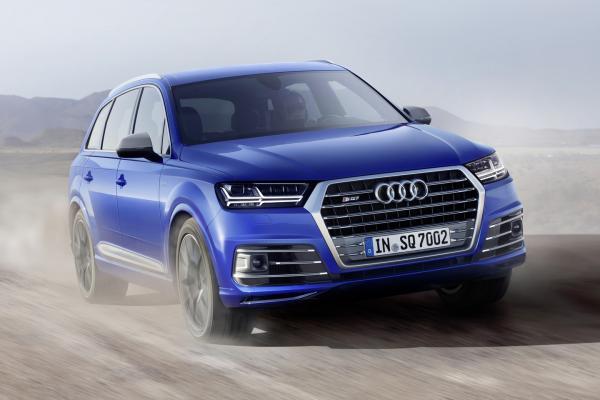 Прибавка в мощности для Audi Q7