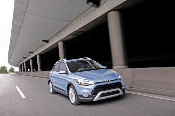 Hyundai i20 Active: вседорожный вариант