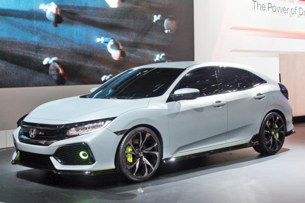 Honda Civic Hatchback Conept