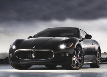 Maserati Gran Turismo S: больше мощности, больше удовольствия от езды