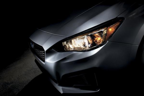 Новый Subaru Impreza представят в Нью-Йорке