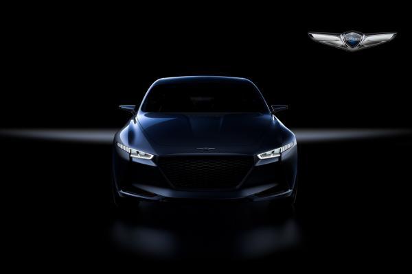 В Hyundai готовят более компактный Genesis
