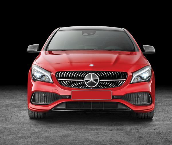 Mercedes-Benz CLA: модернизация