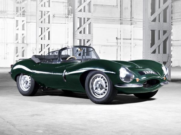 Jaguar XKSS возродят спустя 60 лет