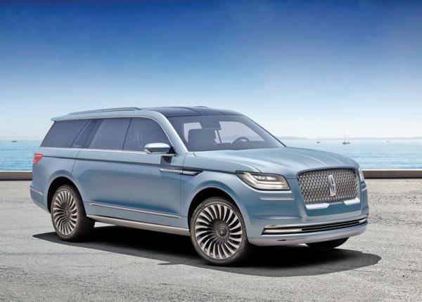 Lincoln Navigator Concept: в ожидании нового поколения