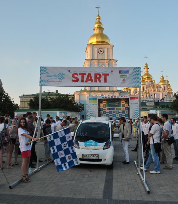 Львов даст старт автопробегу Electric Marathon 2016