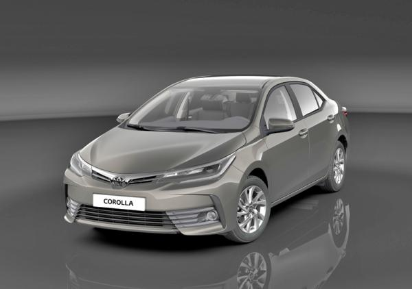 Toyota Corolla: модернизация