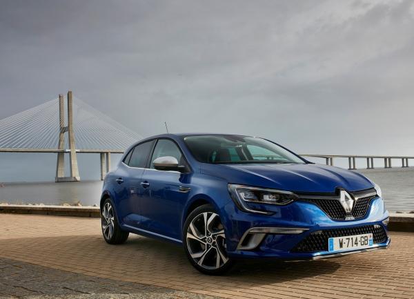 Renault Megane RS получит полный привод