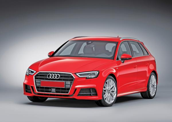 Audi A3: обновление