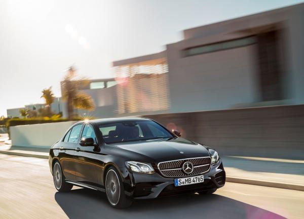 Mercedes-Benz E63 AMG получит 4,0-литровый V8