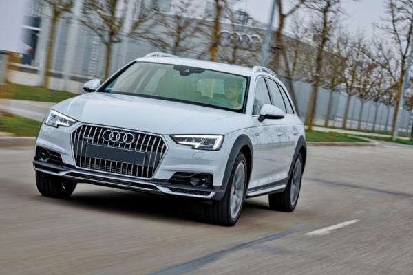 Audi A4 Allroad Quattro: смена поколений