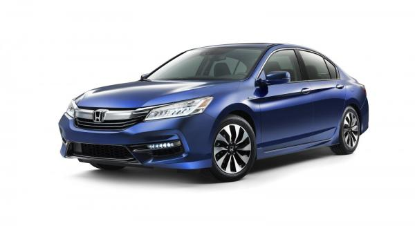 Honda Accord Hybrid обновлен