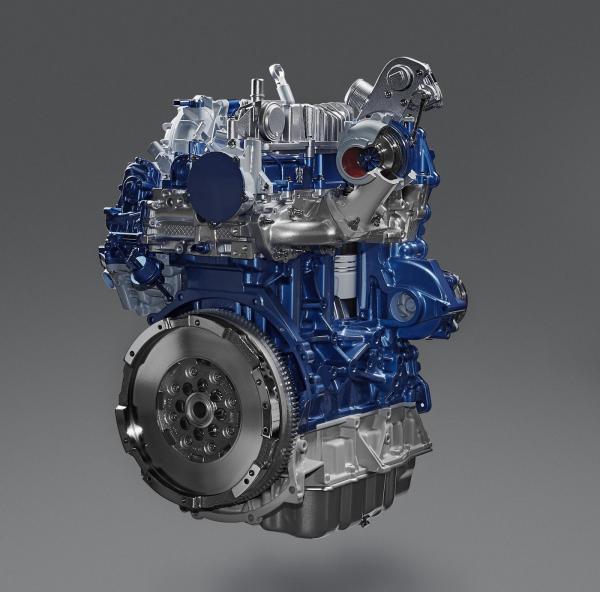Ford подготовил новые турбодизели EcoBlue
