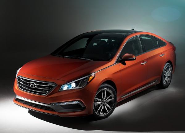 В Украине доступен новый Hyundai Sonata