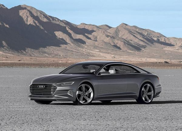 Audi A8 станет легче на 200 кг