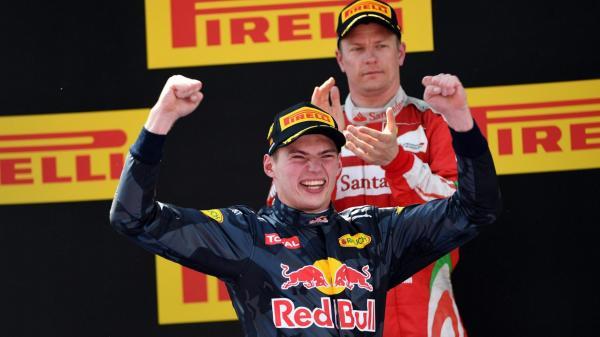 Формула-1: сенсационная победа Ферстаппена в Испании