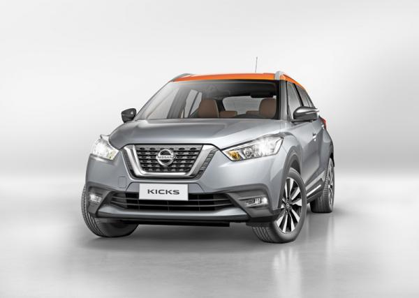 Nissan Kicks: пополнение во вседорожной линейке