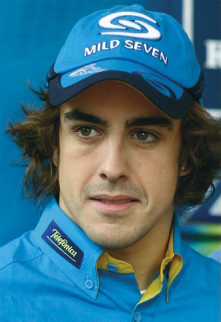 F1: Фернандо Алонсо в центре внимания