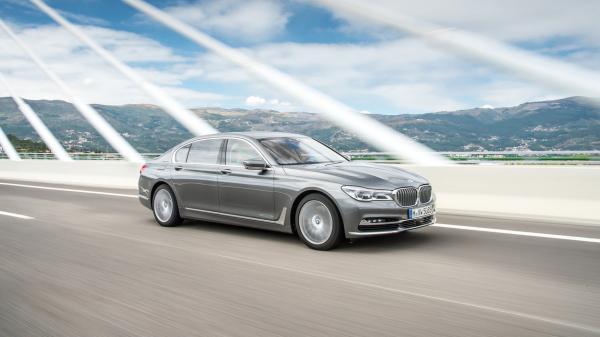BMW 7 Series получил дизель с четырьмя турбинами