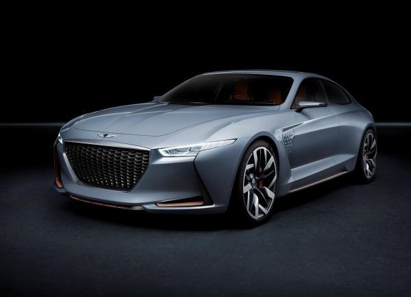 Hyundai готовят четыре новых Genesis