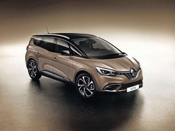 Renault Grand Scenic: смена поколений