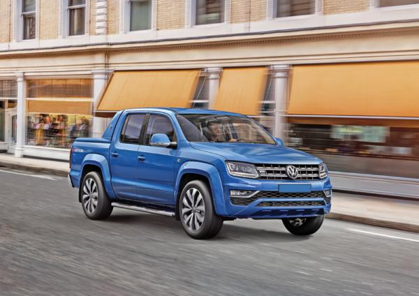 Volkswagen Amarok: модернизация