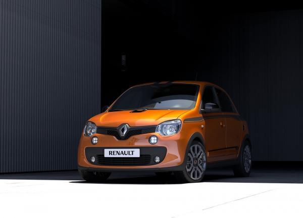 Заряженный Renault Twingo GT